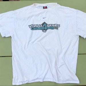 Nike World Series champion 01 Mens T-shirt